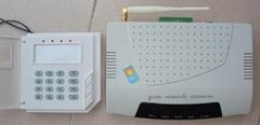 带户外键盘的GSM报警器