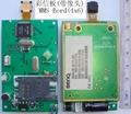 Mini-MMS alarm board with Camera