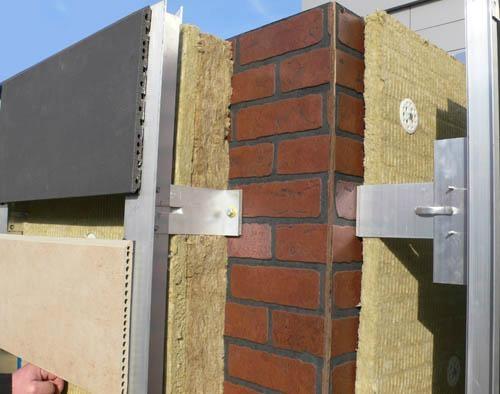 外墙用岩棉板 1
