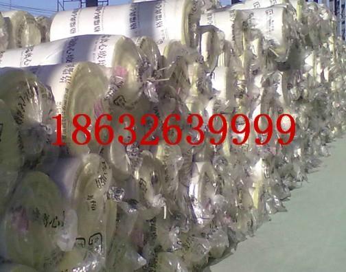 彩钢专用玻璃棉卷毡 3