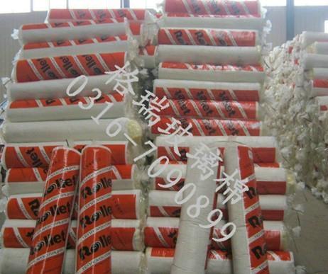 出口玻璃棉卷毡 1
