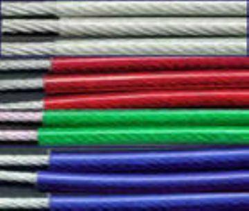 涂塑钢丝绳 1