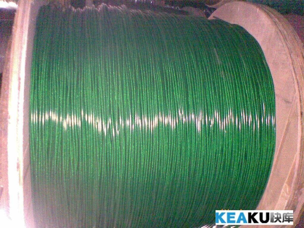 涂塑钢丝绳 2