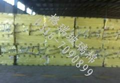 Centrifugal glass wool felt goods