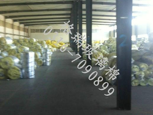 厂家热销 防火玻璃棉卷毡 格瑞玻璃棉 玻璃棉价格实惠 2