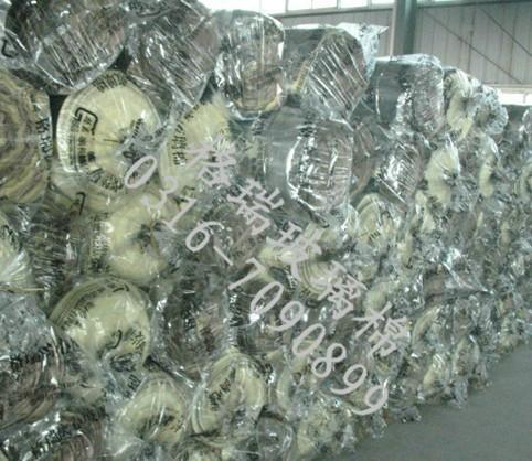 现货供应 鸡舍猪舍专用玻璃棉卷毡 离心玻璃棉毡 格瑞玻璃棉卷毡 2