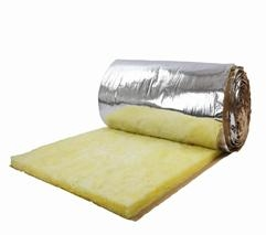 Glass wool insulation 2