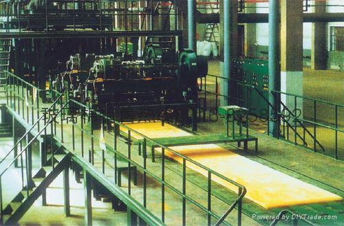 岩棉 玻璃棉生产线 1