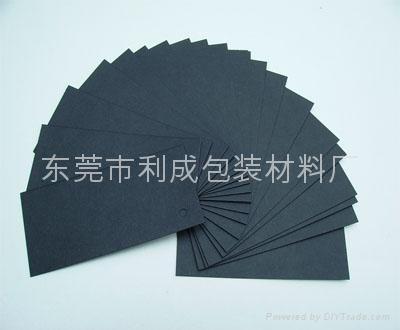 纯浆黑卡纸 2