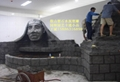園林綠化、園林園建、水泥仿真假山塑石、水泥塑雕佛像 4