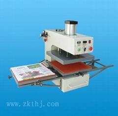 供應氣動雙工位燙畫機A,熱轉印燙畫設備,耗材
