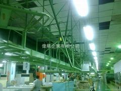 悬吊式输送