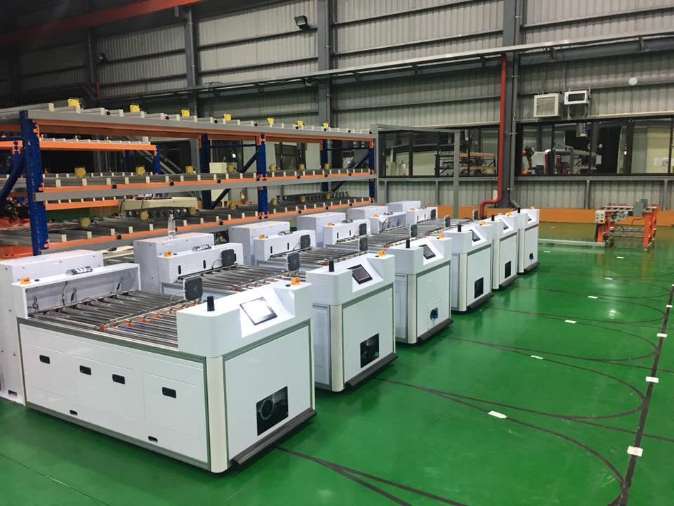 工作能力描述_AGV無人搬運車 - 臺灣 中國 - 生產商 - 產品目錄 - 偉華企業有限公司
