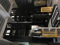 垂直搬送升降机