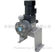 立式机械隔膜计量泵---JS-P自动系列