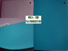 PVC夾網防水卷材批發 新型復合防水材料 防水防雨戶外PVC篷布