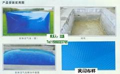 厂家优惠供应PVC红泥布 厚度标准0.9MM 1.2MM 软