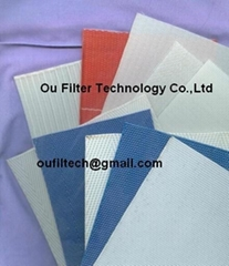 polyester dewatering Belts