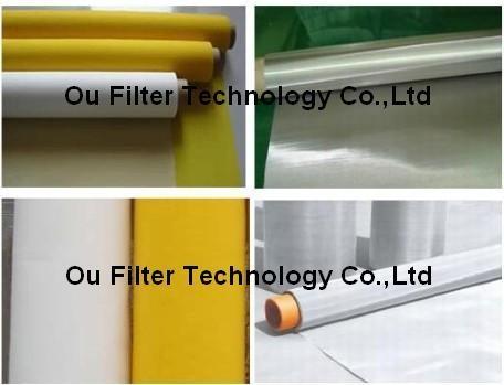 Polyester polyamide SS screen printing mesh 1