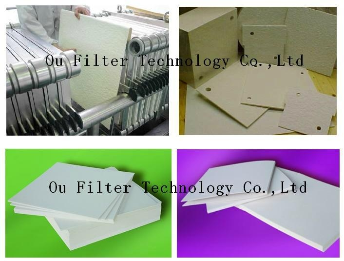 Depth filter sheets or Cellulosic Filter Sheets/pads 1