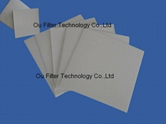 Frying Oil Filter Paper