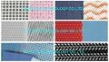 Conveyor mesh belt for non-woven