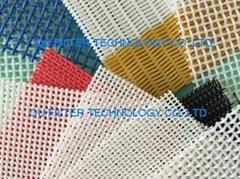 Polyester mesh conveyor belt