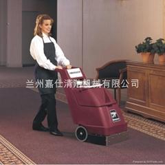 兰州洗地毯机地毯清洗机抽洗机 嘉仕清洁设备兰州公司
