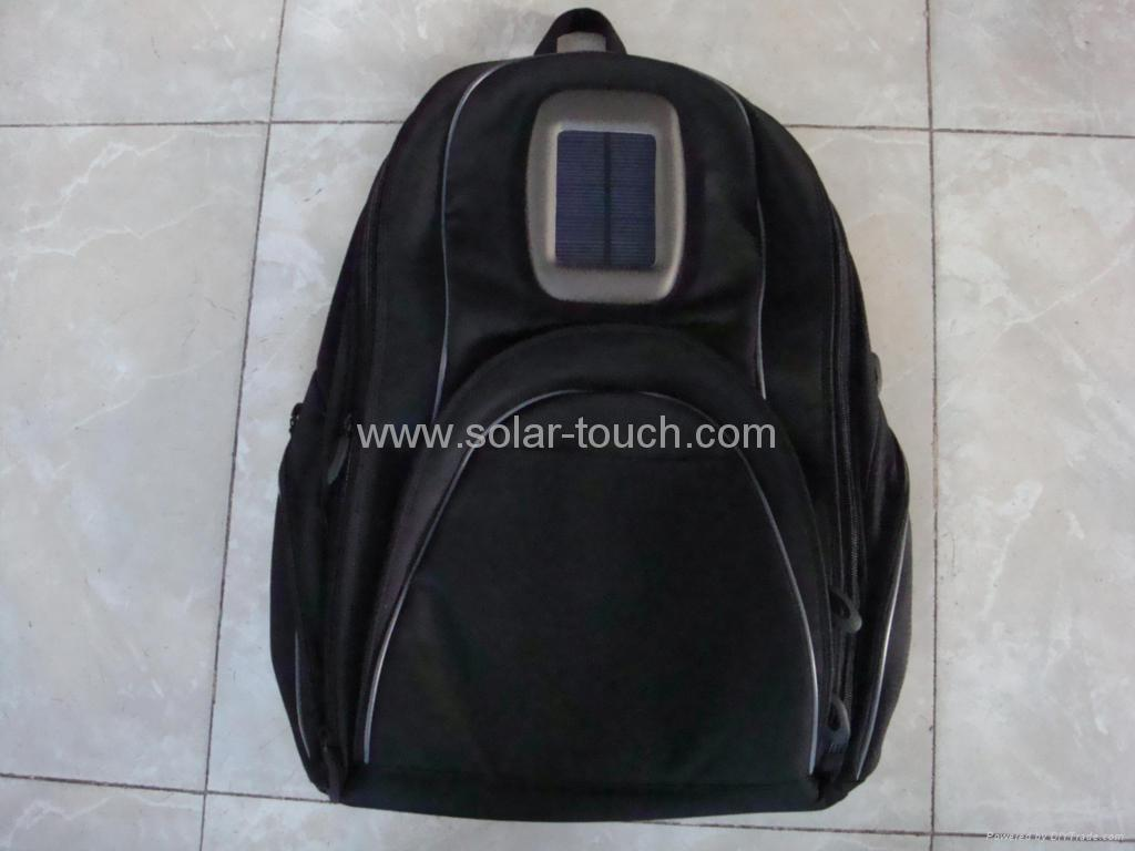 Solar Backpack--STA001 1