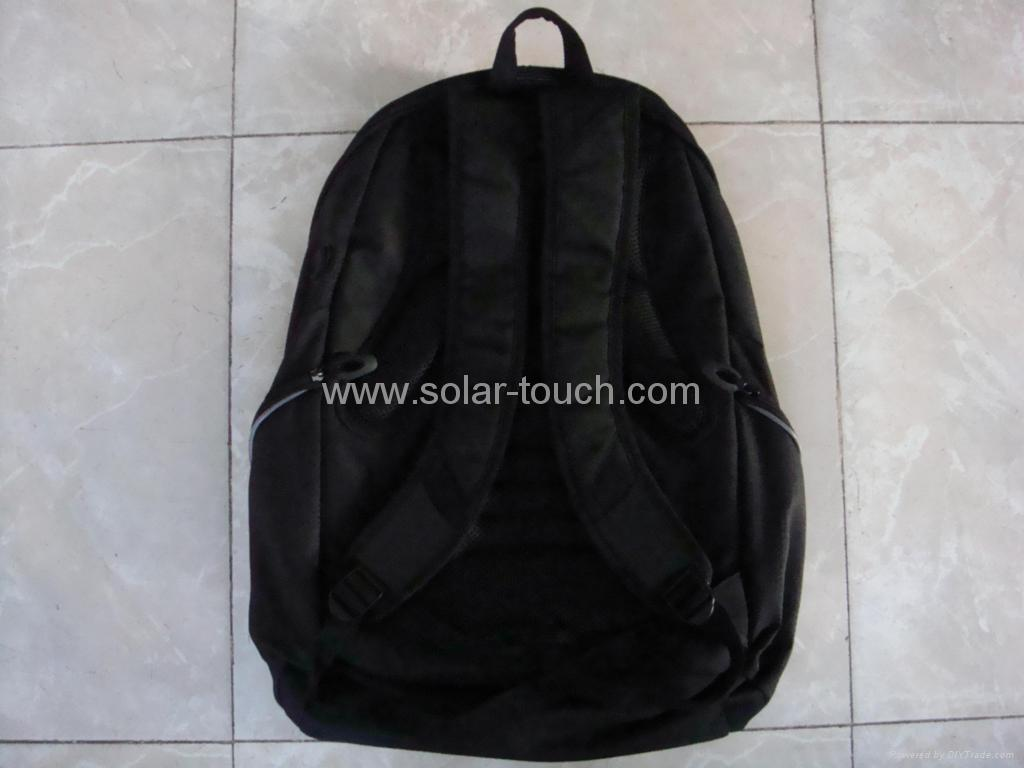 Solar Backpack--STA001 2