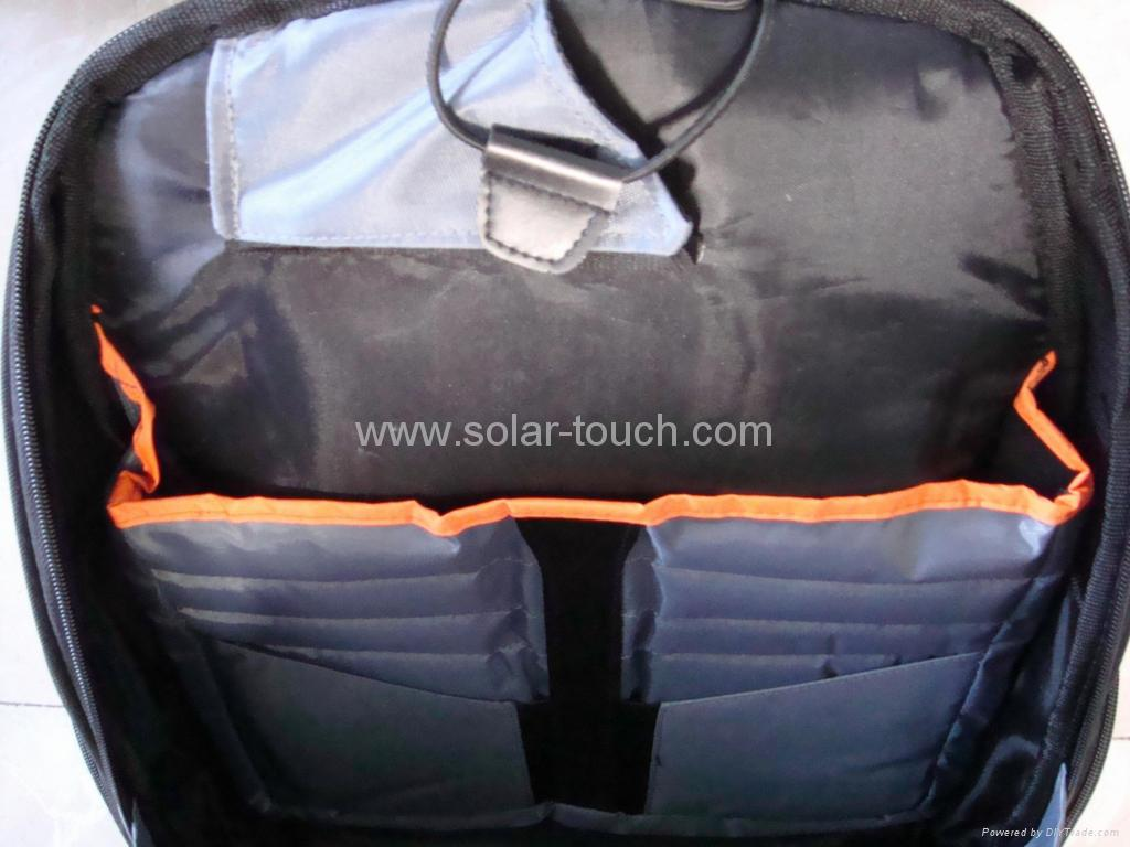 Solar Backpack--STA001 4