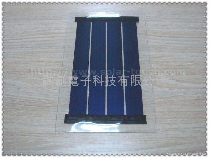 1W柔性太阳能电池板-STG006 1