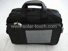 太阳能电脑包(4W太阳能电池板)