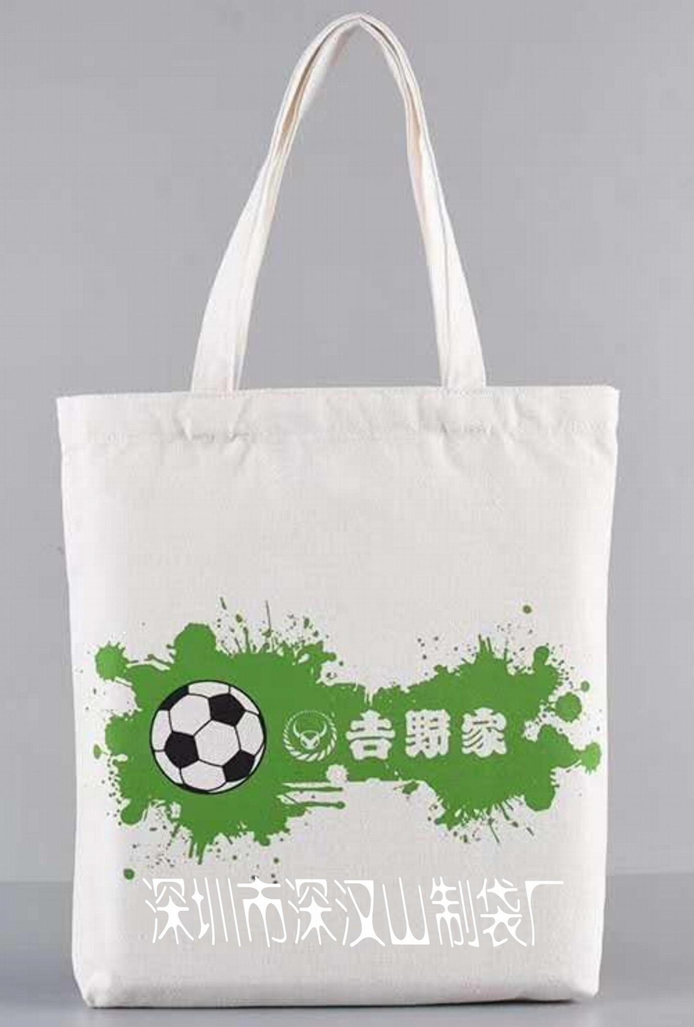 Fine Canvas bag 3