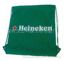 无纺布广告袋 1
