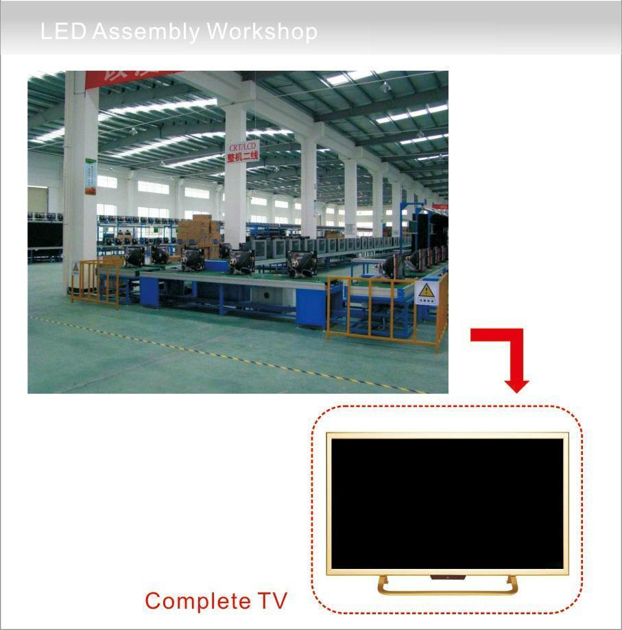 31.5/38.5/39/39.5/40/41.6/42/43 INCH LED TV 4