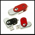 Swivel USB Flash MEMORY ( HU-115)