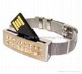 Jewelry USB FLASH DRIVE  (HU-236)