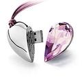 Heart-Shaped Jewelry Pen Drive ( HU-280 )
