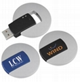 Swivel Round USB Disk  ( HU-312 )