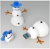 Christmas Gift USB Flash Stick ( HU-411)