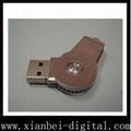 Mini Metal usb drive ( HU-527)