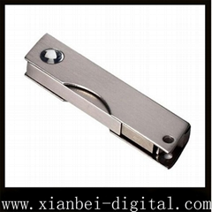 Metal usb flash disk ( HU-523)