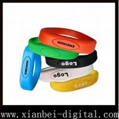 Bracelet usb disk ( HU-015)