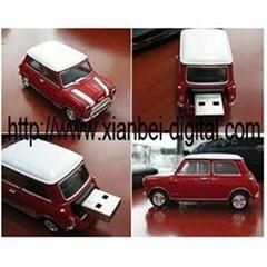 玩具車U盤