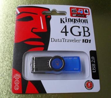 KingstonDT101G2 USB DRIVE 2