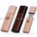 wooden USB Flash Drive (HU-1116)