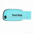 Sandisk usb flash drive ( HU-529)