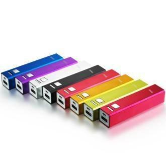 USB Mini Universal External Lithium Battery 2600mAh Power Bank (TPS2211) 1