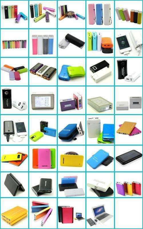 USB Mini Universal External Lithium Battery 2600mAh Power Bank (TPS2211) 2